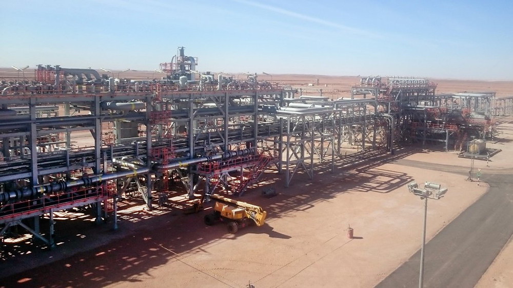 In Salah, Equinor, BP, Sonatrach, Algeria Summit, Oil and Gas, ALNAFT