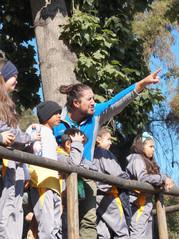 Educación Ambiental al aire libre