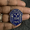 Thumbnail: ΖΦΒ Shield Pin (Regular Size)