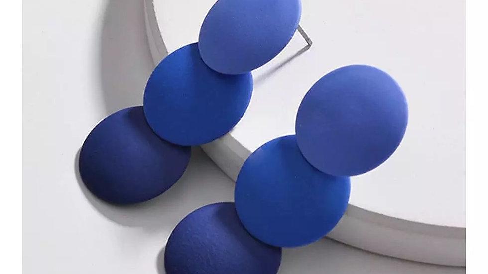 Fade 2 Blue -Earring