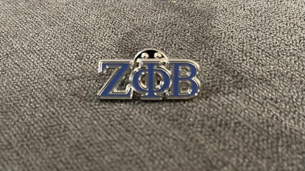 ΖΦΒ Lapel Pin (small)