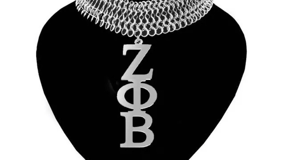ZPhiB Drop Chain Necklace