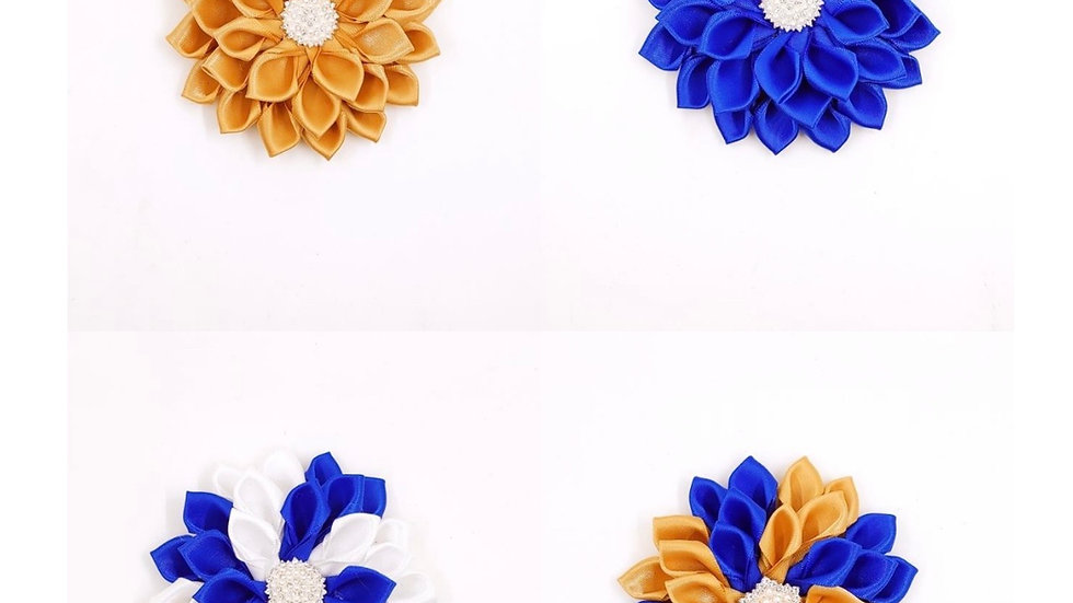 Flourishing Flower Pin