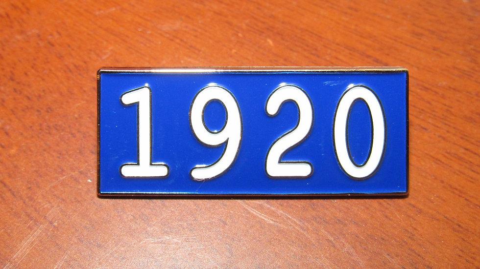 1920 Pin