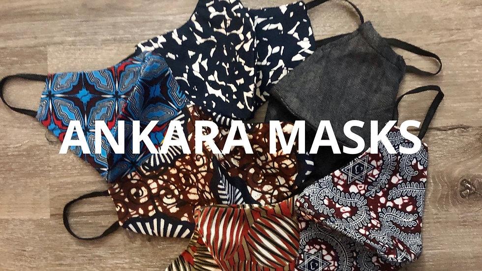 Ankara Masks