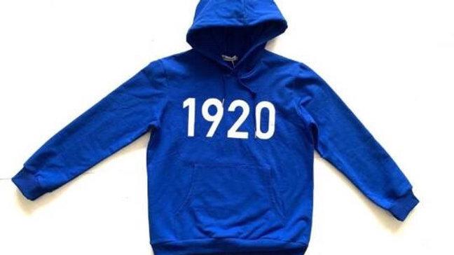 1920 Women's Hooded Sweatshirt