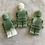 Thumbnail: Savon lego forêt d'hiver