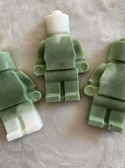 Savon lego forêt d'hiver
