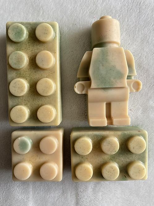 Ensemble Lego • Caramel au beurre 🧈