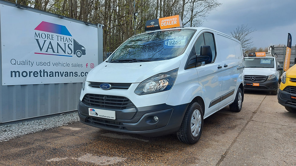 Ford Transit Custom 2.2TDCi ( 100PS ) L1H1, GREAT SPEC