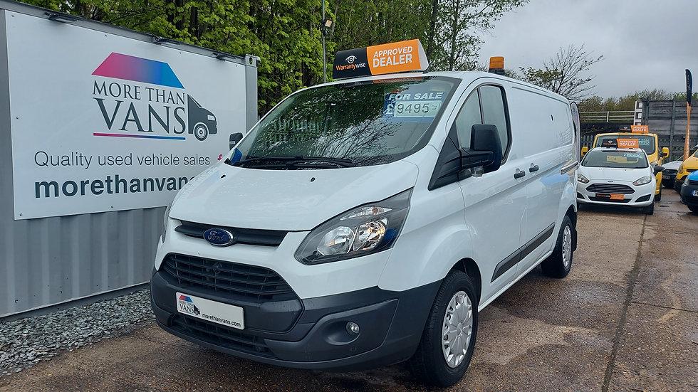 2014 Ford Transit Custom 2.2TDCi ( 100PS ) L1H1, ECONETIC