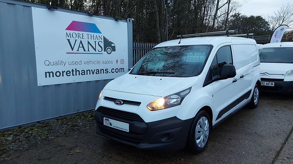 2015 Ford Transit Connect 1.6 TDCI L2H1