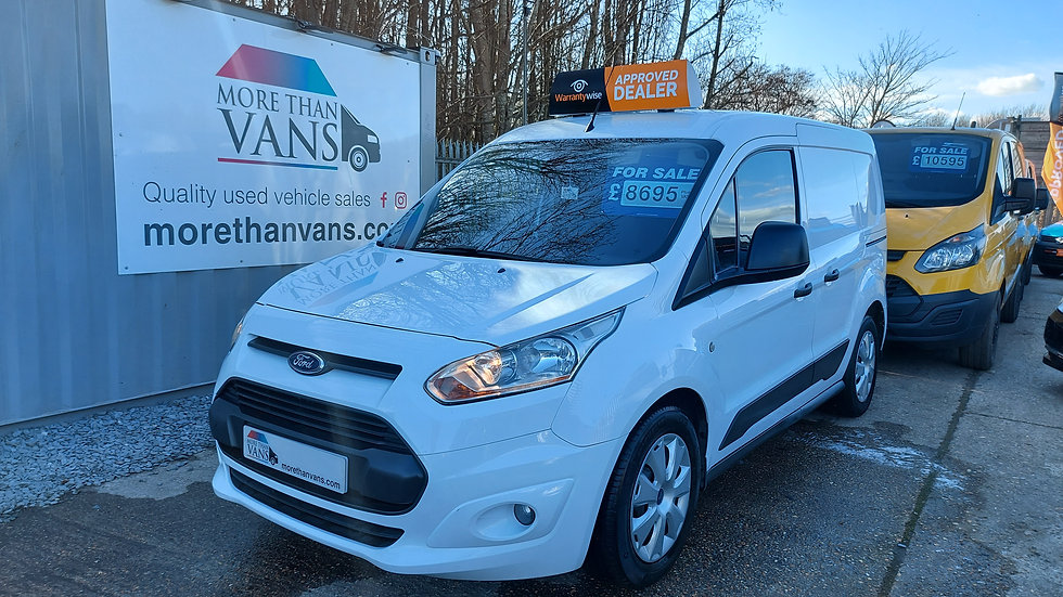 2014 Ford Transit Connect 1.6TDCi L1 TREND, 5 SEATER CREWVAN