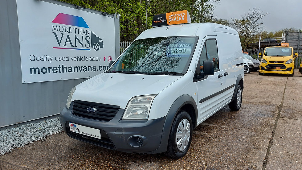 2012 Ford Transit Connect 1.8 TDCI LWB High top T230, 5 SEATER CREWVAN