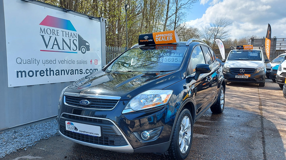 2011 FORD KUGA 2.0 TDCI 140 ZETEC, 6 SPEED