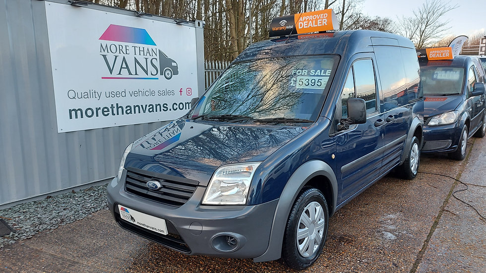 2013 Ford Transit Connect 1.8 TDCI LWB High top T230