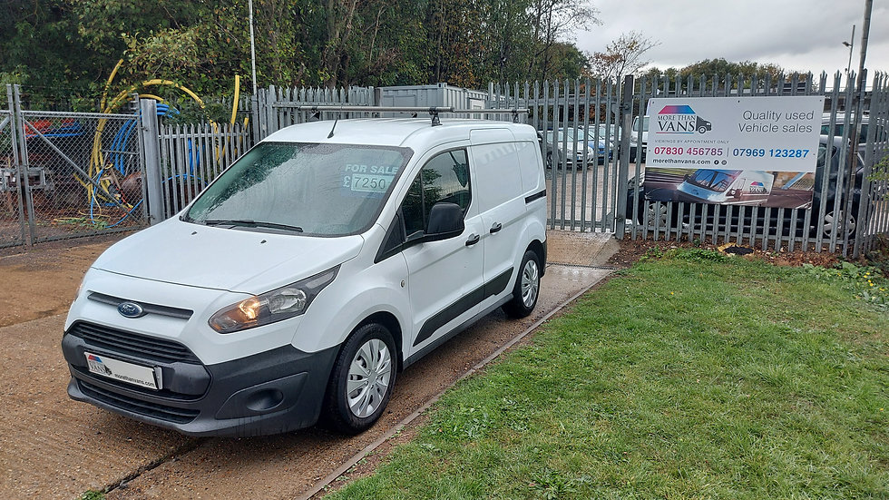 2014 Ford Transit Connect 1.6 TDCI L1H1