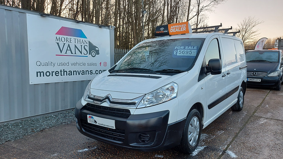 2013 CITROEN DISPATCH 1.6HDi ( 92 ) ENTERPRISE 2013 S L1 H1