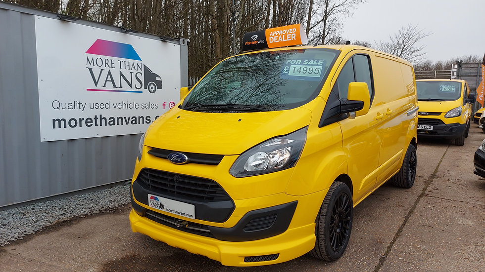 Ford Transit Custom 2.0TDCi ( 130PS ) ( EU6 ) 2016.5MY 340 L1H1, EURO 6,