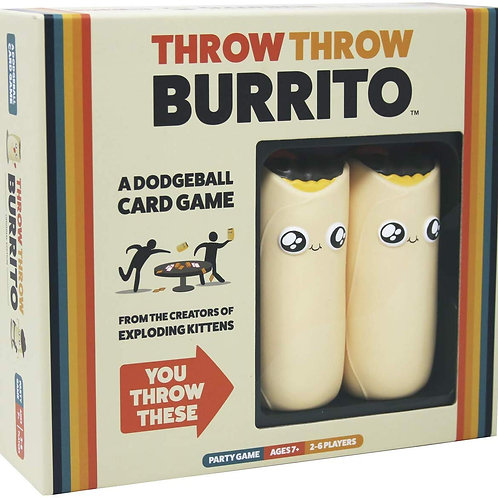 Throw, Throw, Burrito!