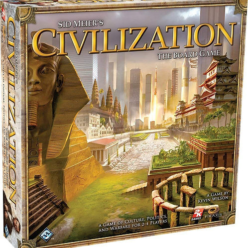 Civilization: Fame and Fortune EP