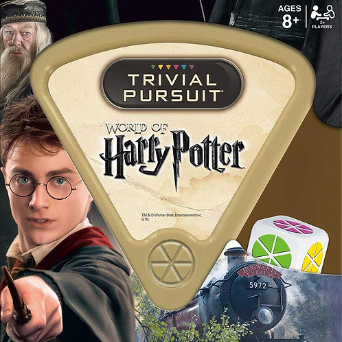 Trivial Pursuit:Harry Potter
