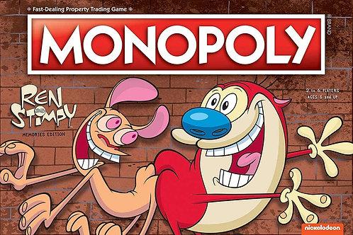 Monopoly: Ren & Stimpy