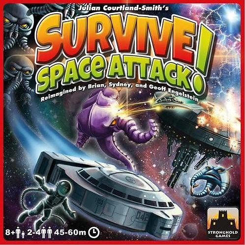 Survive Space Attack!