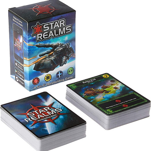 Star Realms: Deck Building Game