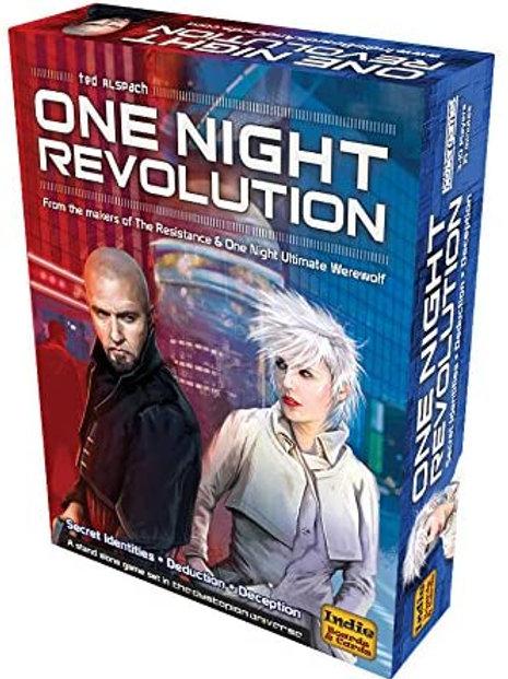 One Night Revolution EP