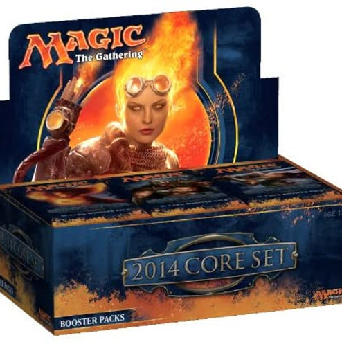 2014 Core Set Booster