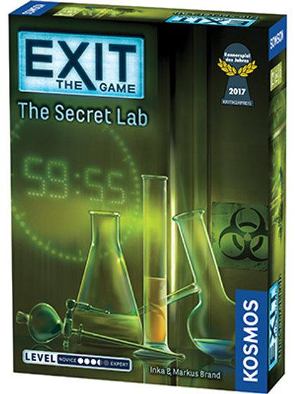 Exit: The Game - The Secret Lab