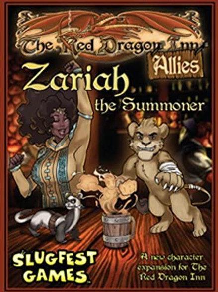 Red Dragon Inn EP:Zariah the Summoner