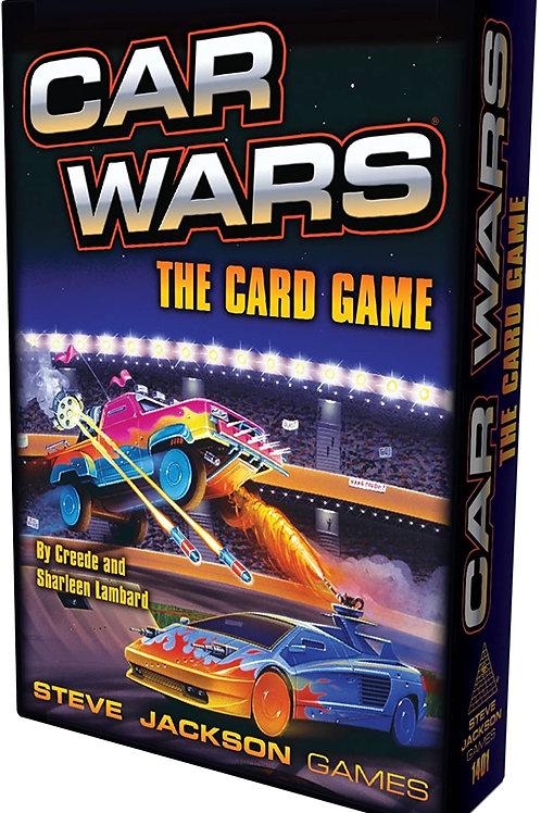 Car Wars: Card Game