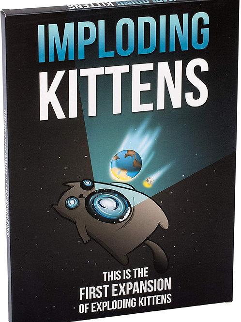 Exploding Kittens EP: Imploding Kittens