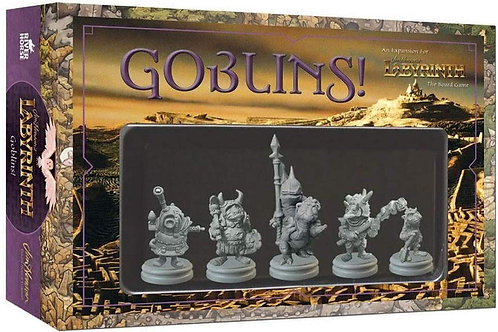 Labyrinth EP: Goblins
