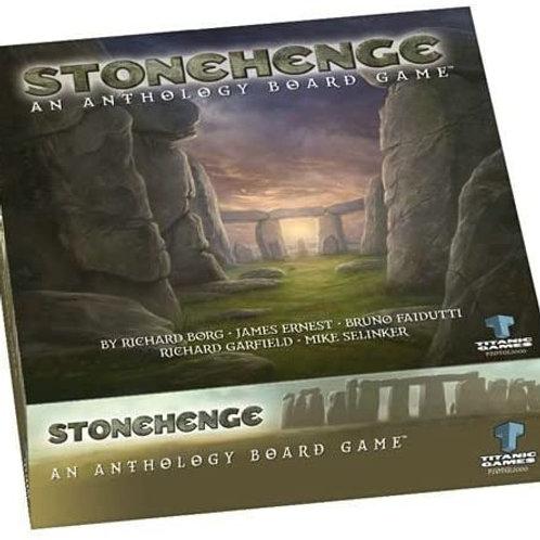 Stonehenge: An Anthology Board Game