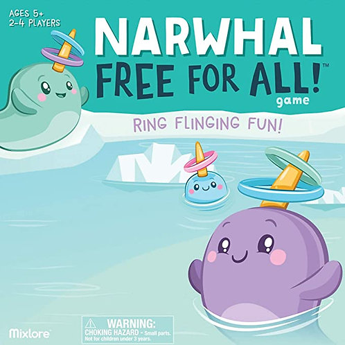 Narwhal Free for All!
