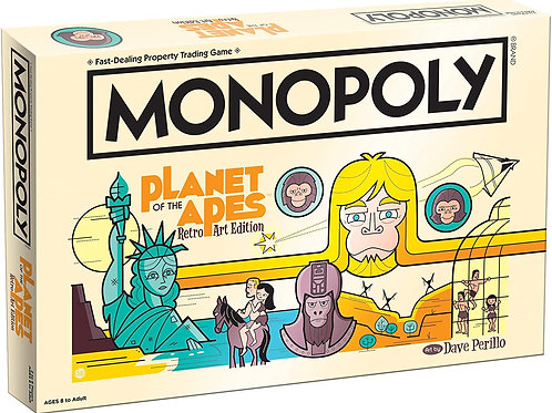 Monopoly: Planet of the Apes