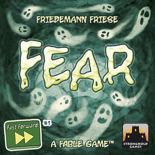 Fast Forward #1: Fear!