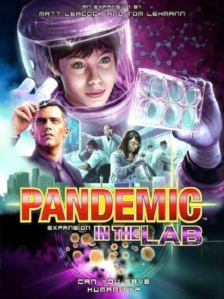 Pandemic: EP in the Lab