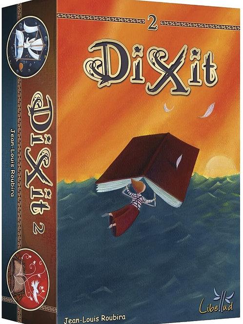 Dixit EP: Quest