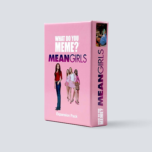 Mean Girls EP- What Do You Meme?