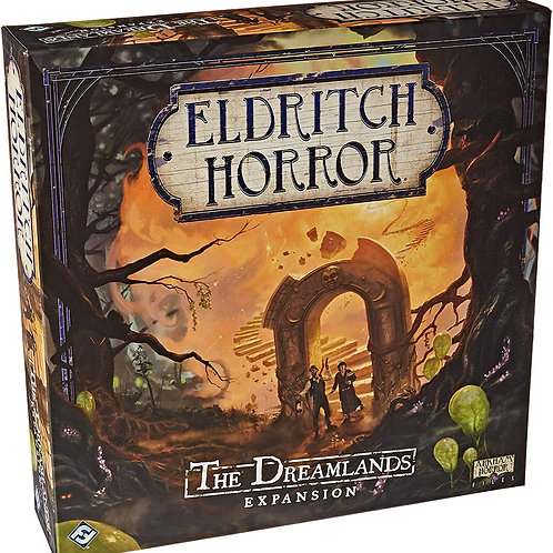 Eldritch Horror EP: The Dreamlands