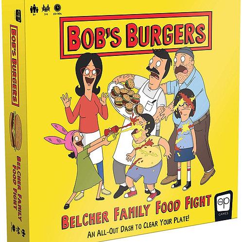 Bob's Burgers Belcher Family Food Fight