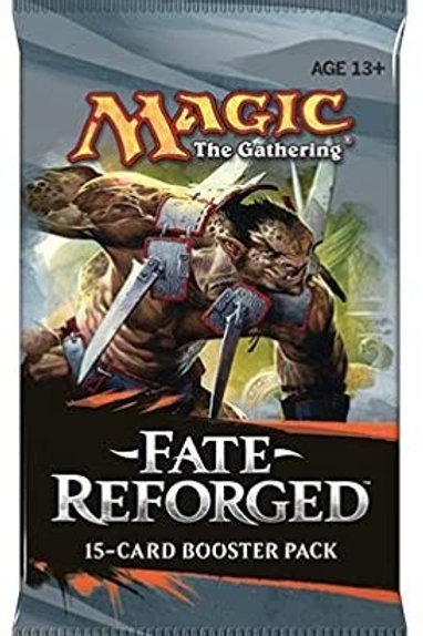 Fate Reforged: Booster Packs
