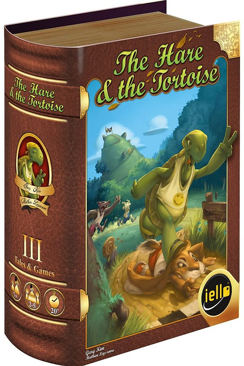 The Hare and the Tortoise Racing Game
