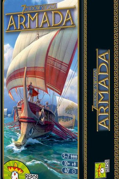 7 Wonders EP: Armada