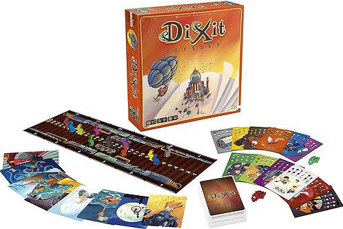 Dixit EP: Odyssey