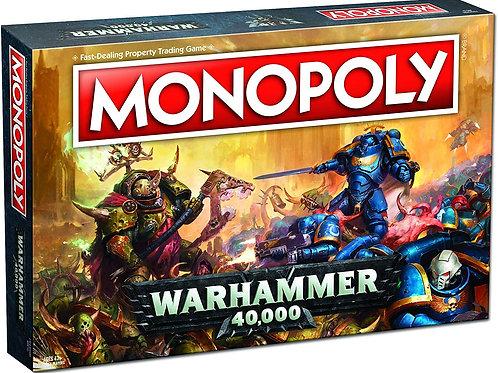 Monopoly: Warhammer